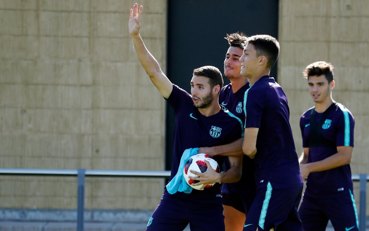 Barça B – Atlético Balears: A consolidar la plaça de play-off!
