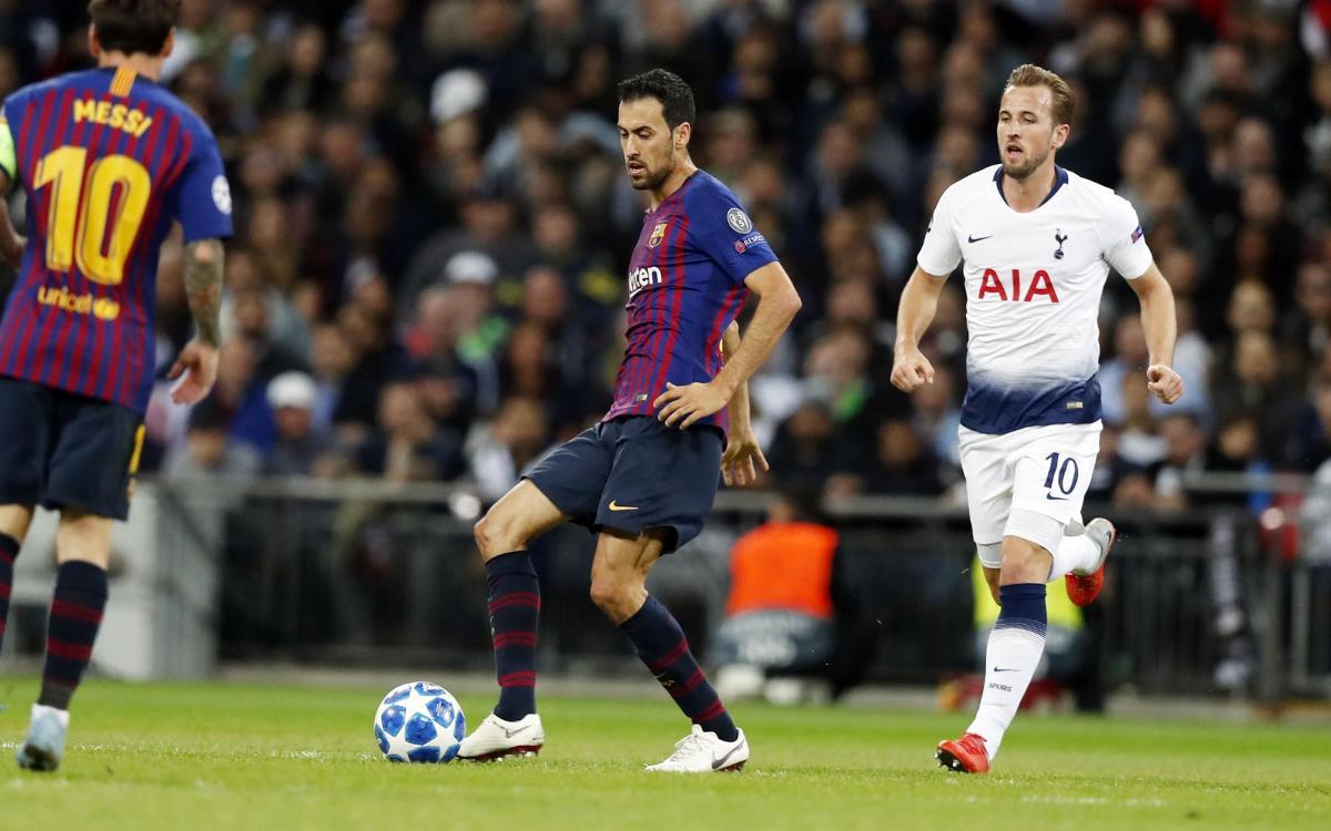 Où et quand voir FC Barcelone - Tottenham Hotspur
