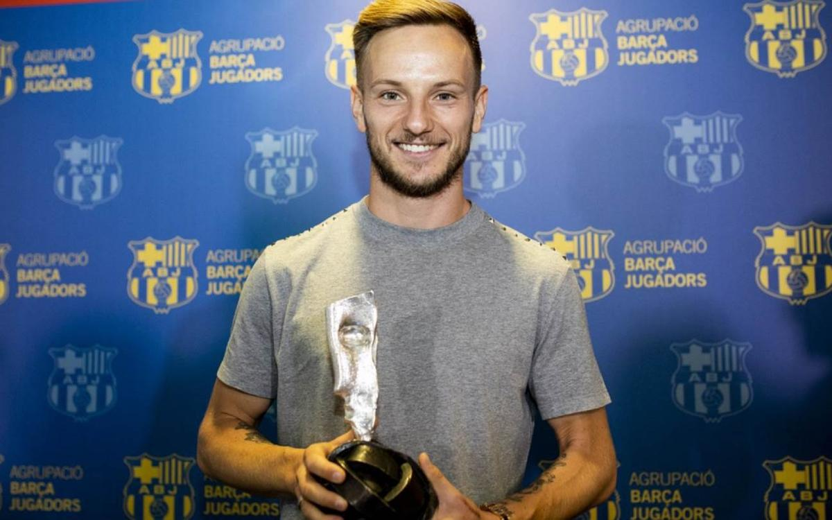 Ivan Rakitic: 'One of my best goals ever'