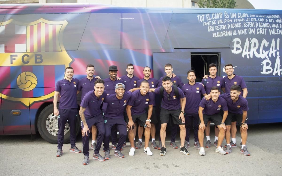 Halle ja espera el Barça Lassa