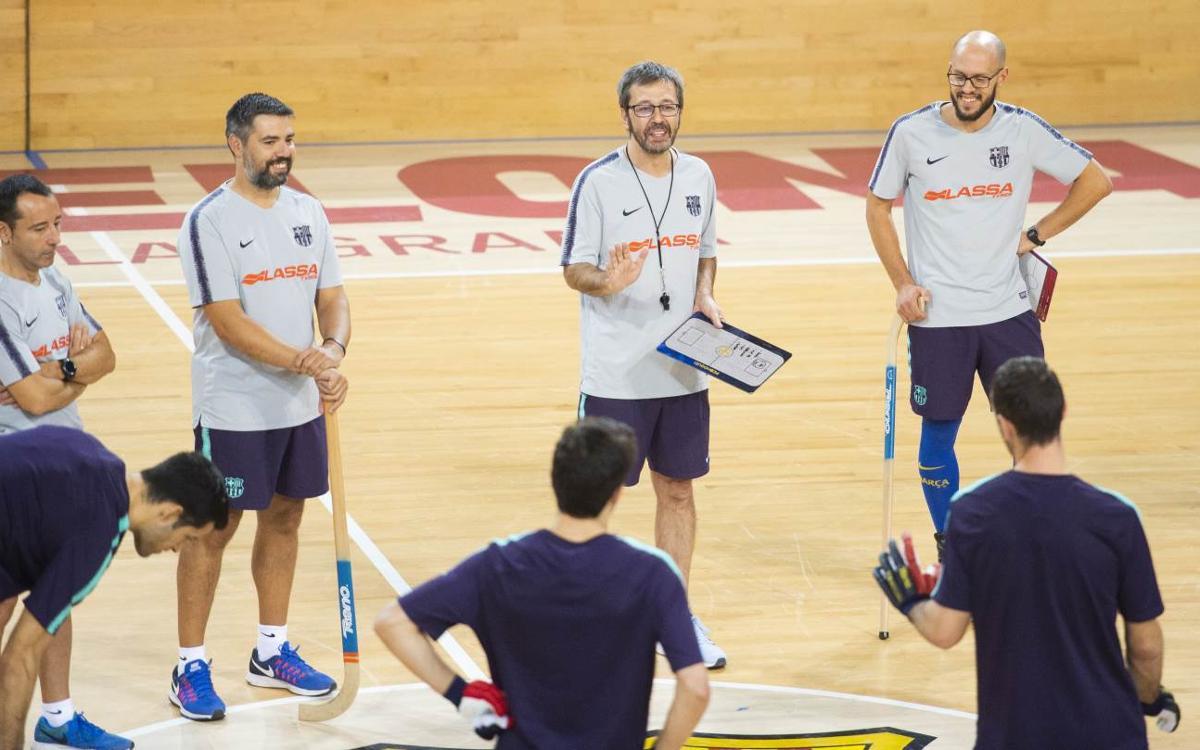 Barça Lassa – CP Voltregà: Amb moltes ganes d'oferir el doblet al Palau!