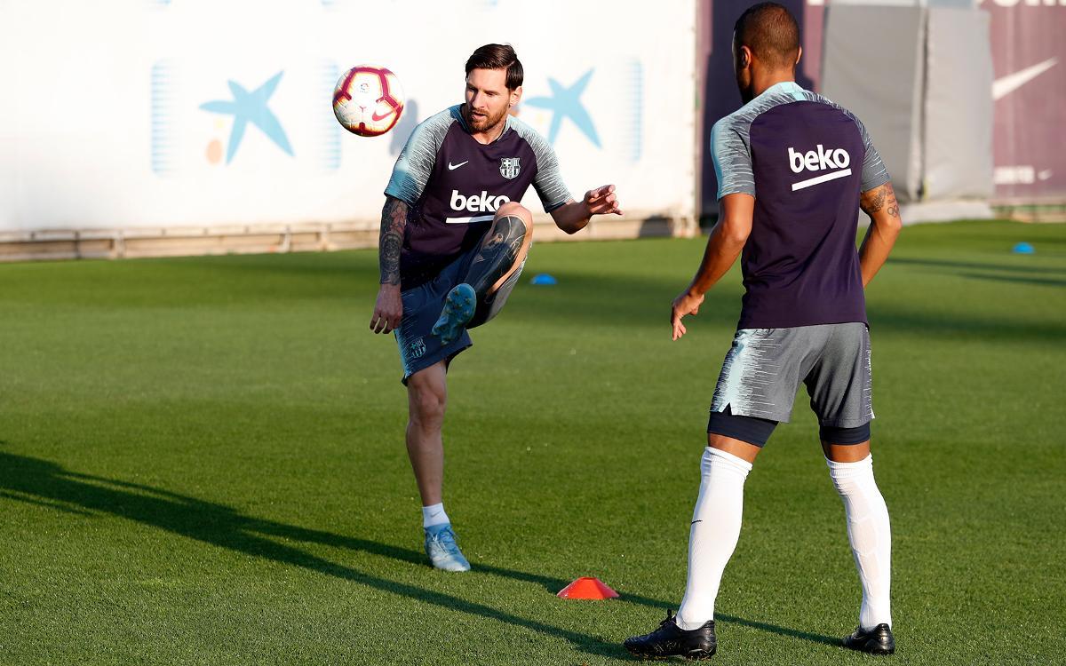 Vidéo - Le groupe du FC Barcelone convoqué pour aller défier Valence