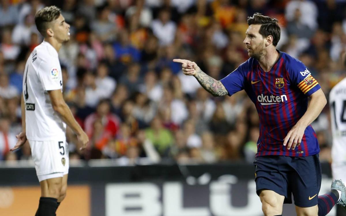 El resumen del empate contra el Valencia