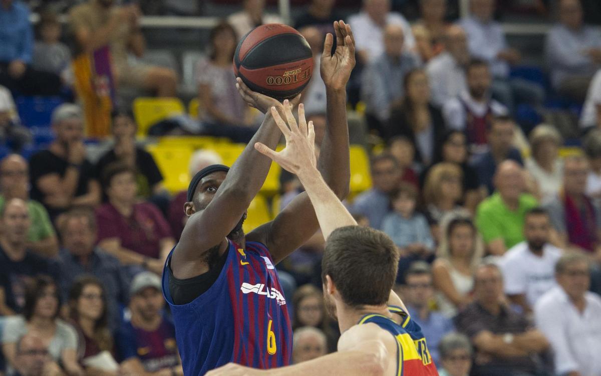 MoraBanc Andorra - Barça Lassa: Sense marge d'error