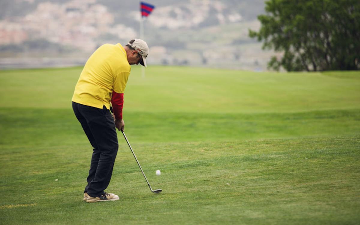 II Open de Golf Penyes del Barça