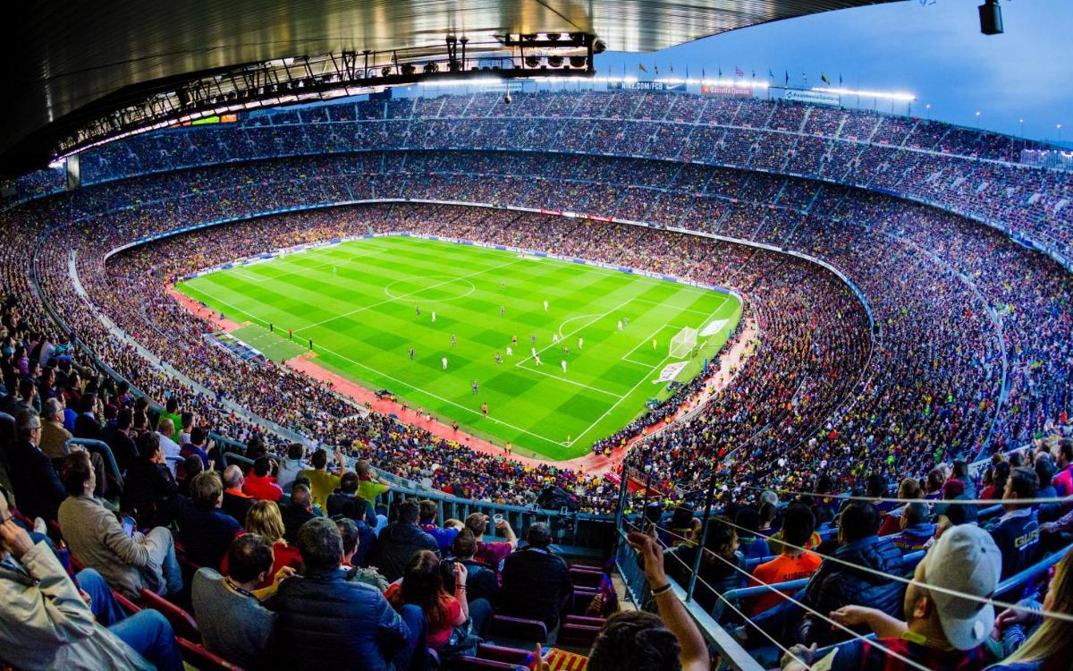 Member non-season ticket holders may request free tickets for Sevilla match at Camp Nou