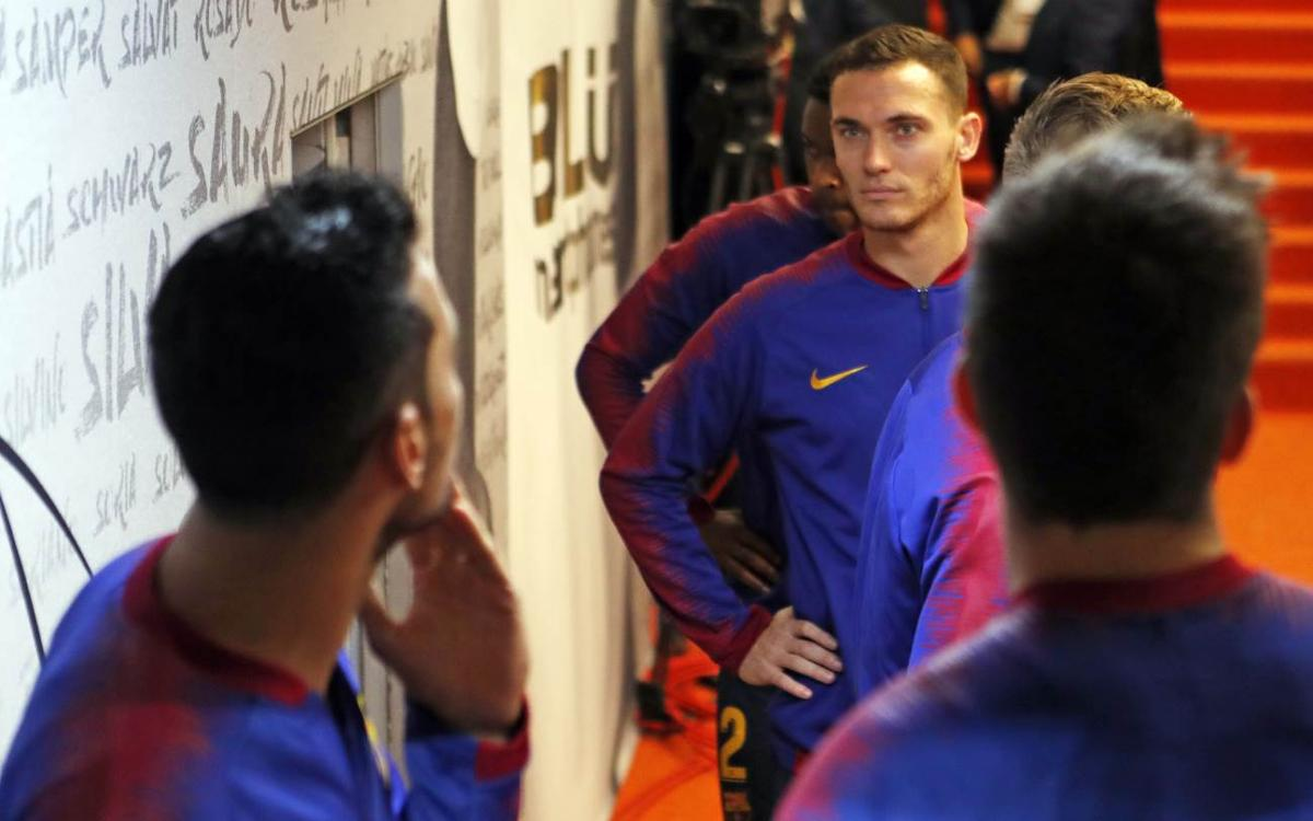 Vermaelen has a right hamstring injury