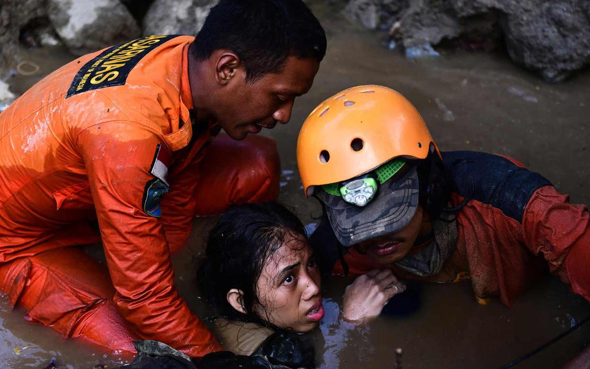 Barça Foundation supports UNICEF in the emergency caused by the earthquake and tsunami in Indonesia