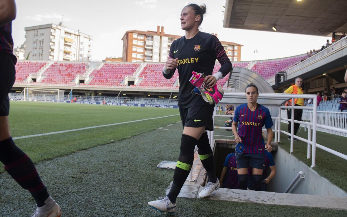 Barça Femení – Rayo Vallecano (prèvia): Retorn al Mini