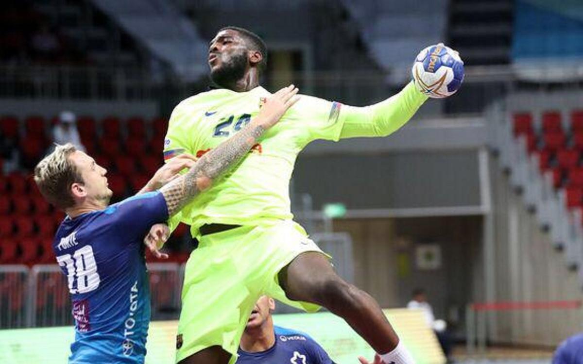 Montpellier HB - Barça Lassa: Triunfo de prestigio y a la final (30-37)