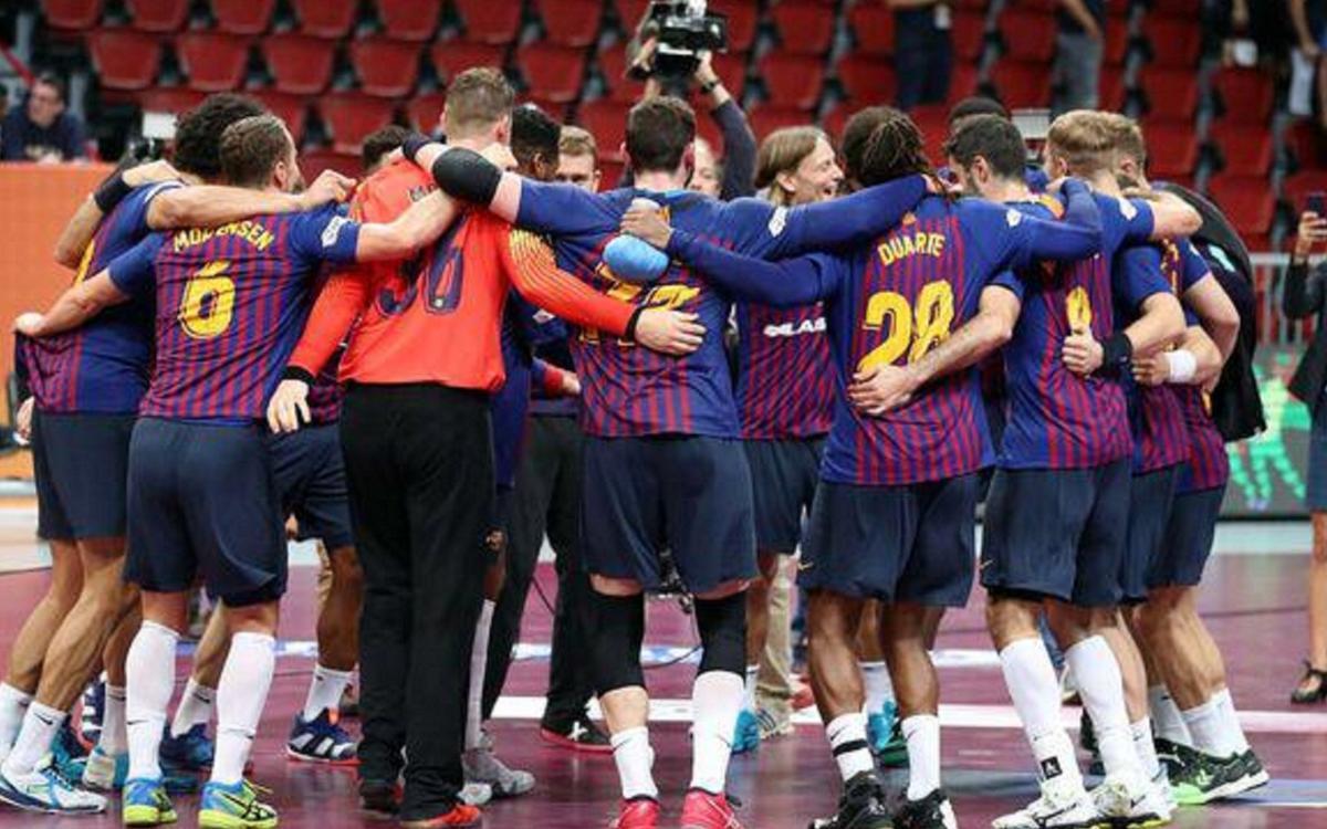 El Barça Lassa amplía la hegemonía en la Super Globe