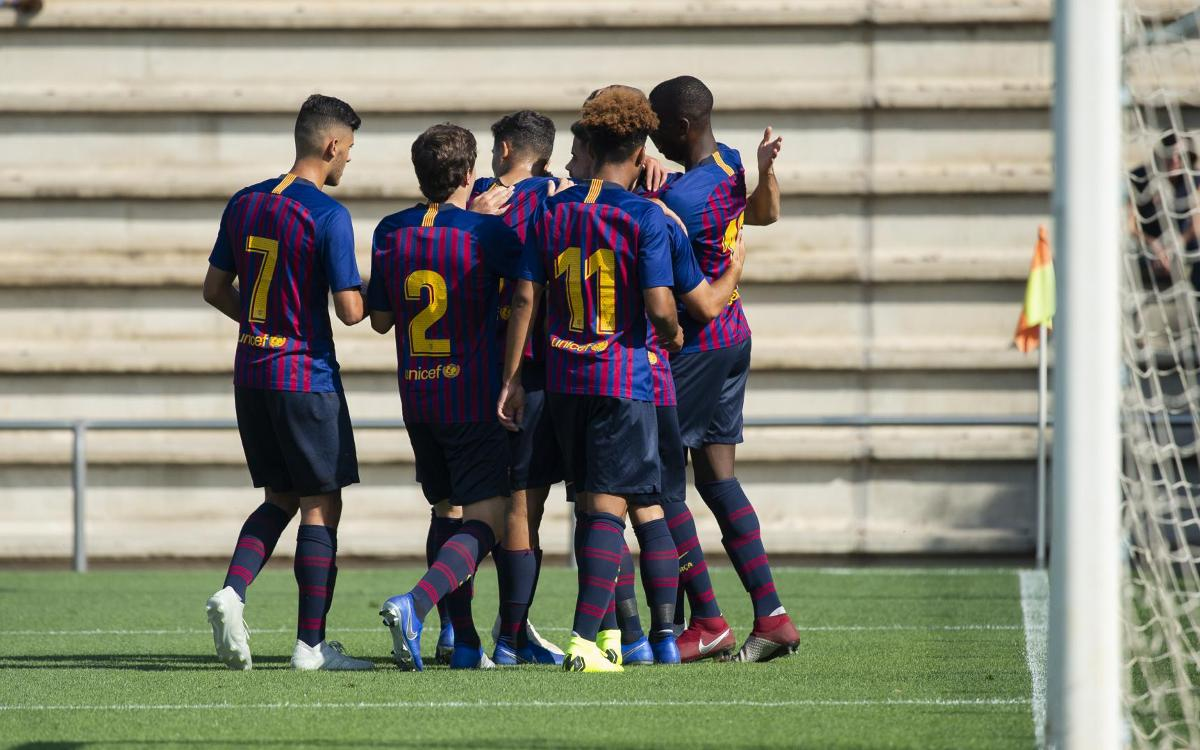 RCD Mallorca - Juvenil A: Gran victoria a domicilio (1-3)