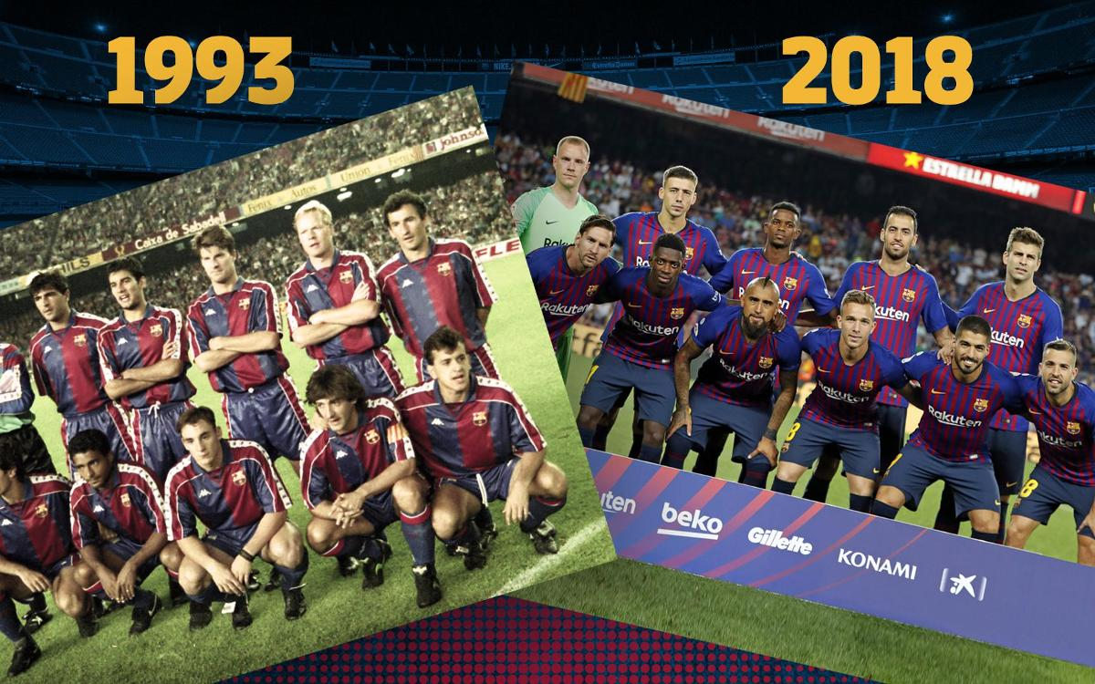 41 Liga games unbeaten at Camp Nou