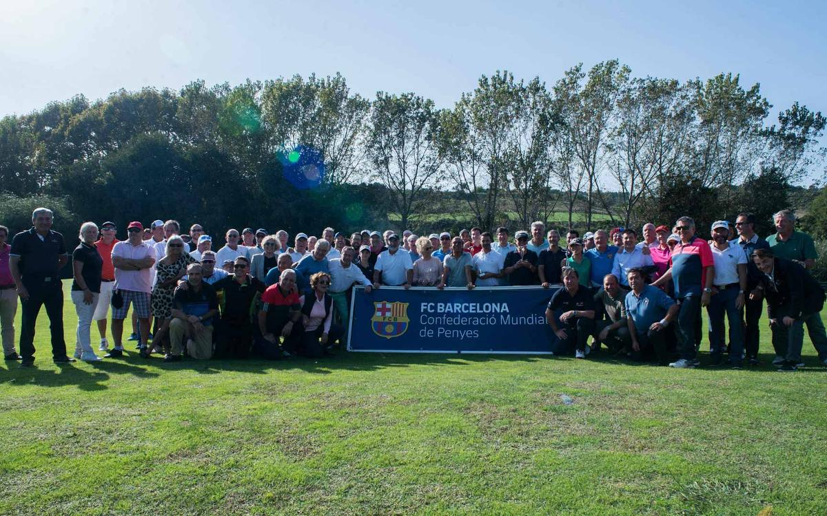 Huge success of II Golf Open Barça Penyes