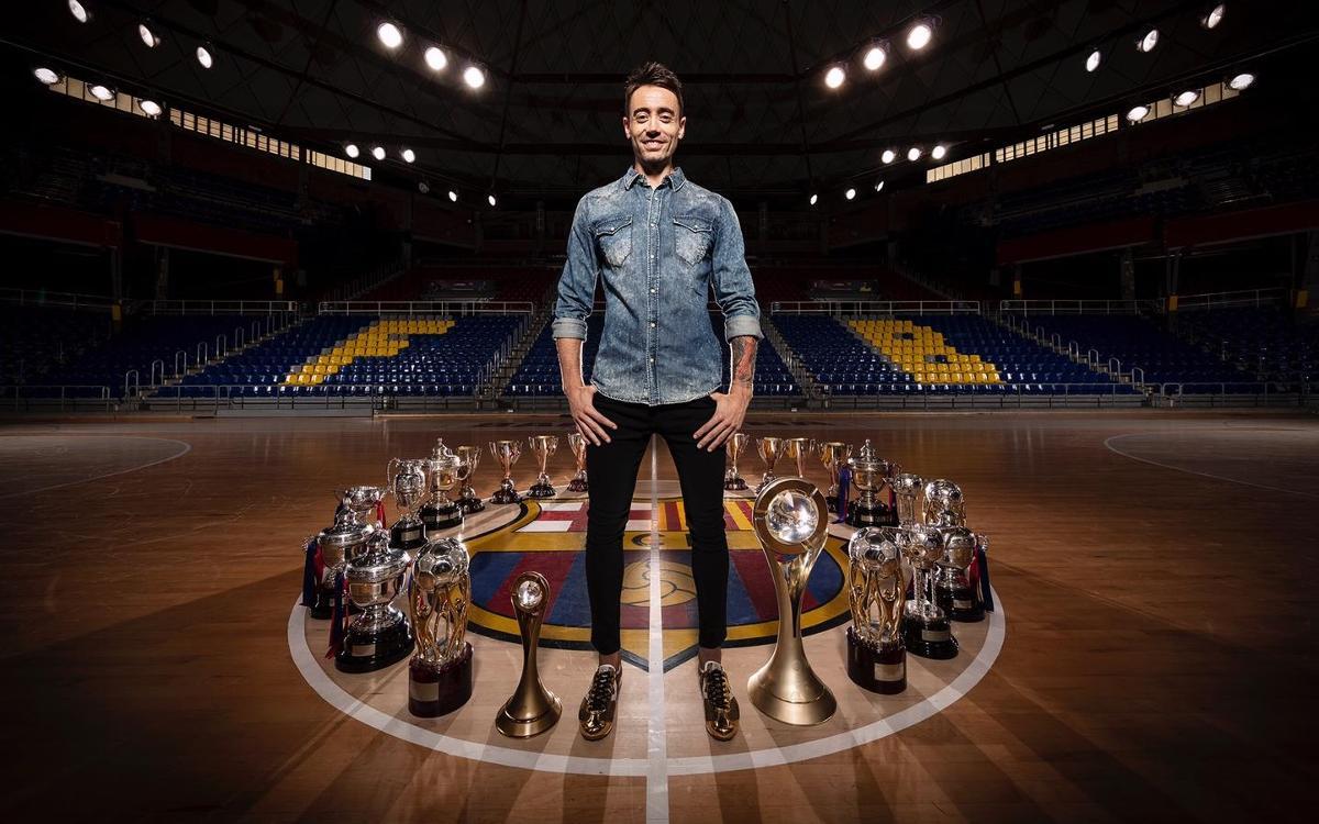 'Ben Amunt, Paco!', el homenaje de BarçaTV