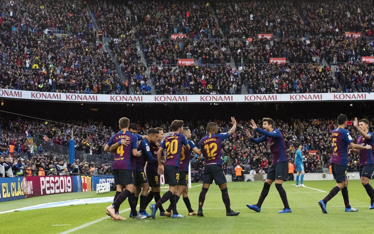 New record: 22 consecutive league Clásicos scoring