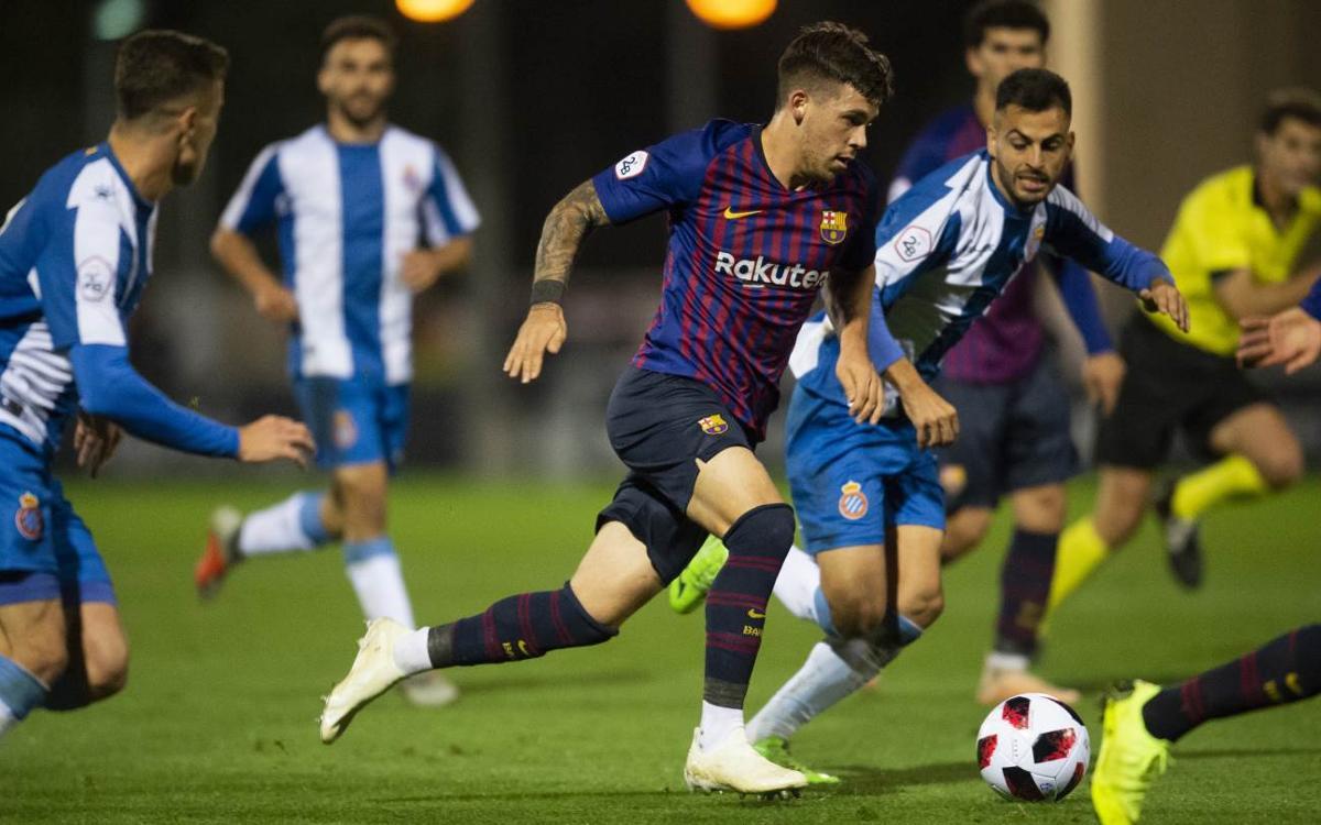 Espanyol B 1-0 Barça B: Luckless derby