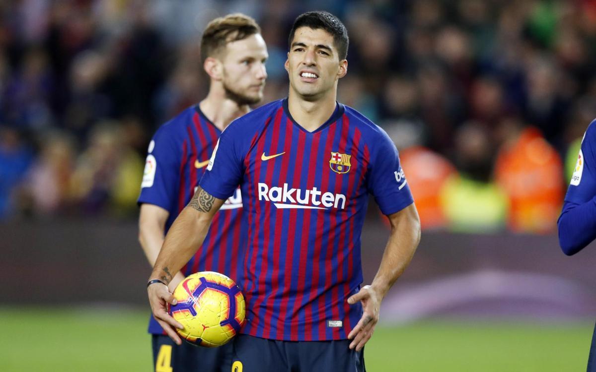 Luis Suárez notches 4th El Clásico hat trick at Camp Nou in last 31 years
