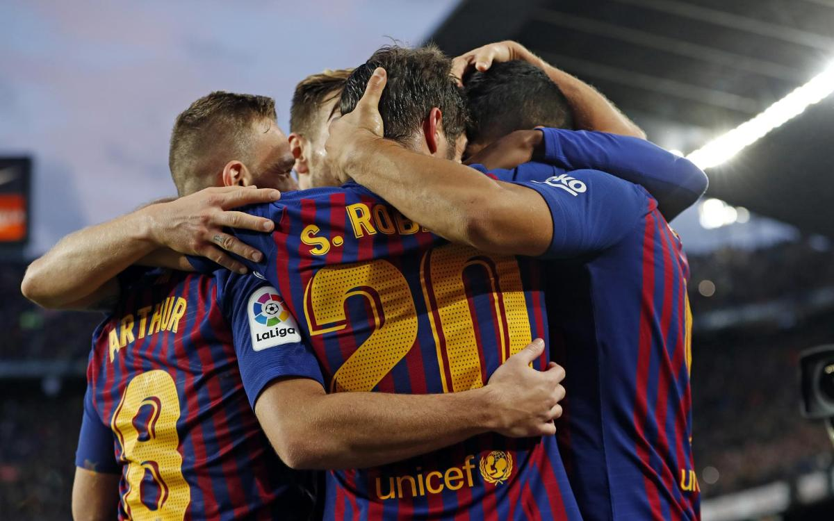 Nuevo récord culé: 22 Clásicos de Liga consecutivos marcando contra el Real Madrid