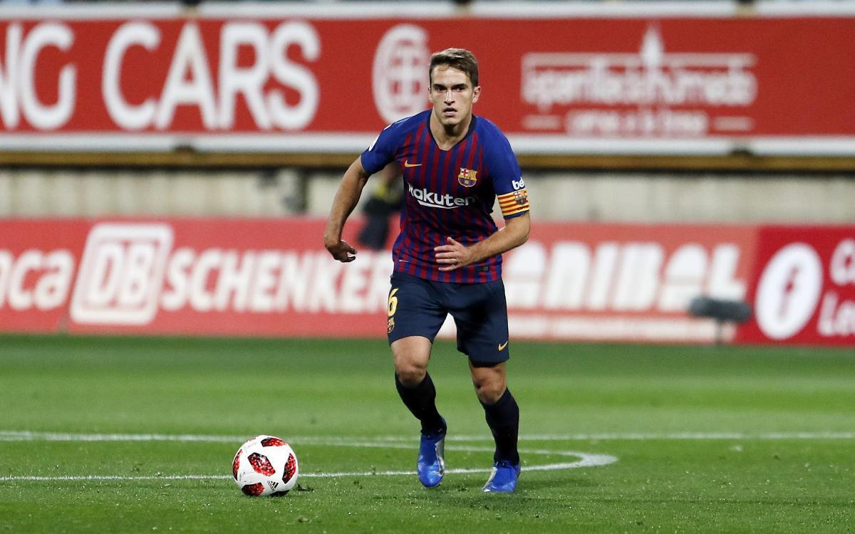 クルトゥラル・レオネサ – FCバルセロナ: ラングレのゴールデビュー (0-1)