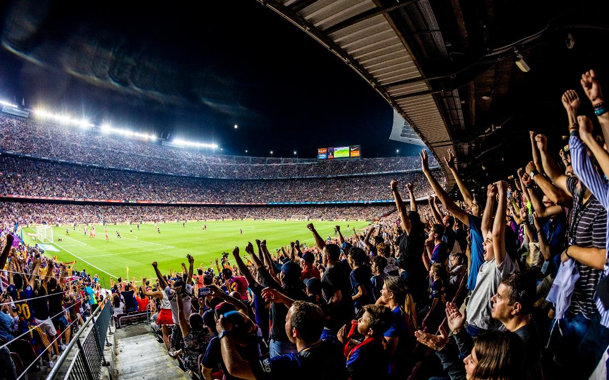 Member non-season ticket holders may request free tickets for Betis match at Camp Nou