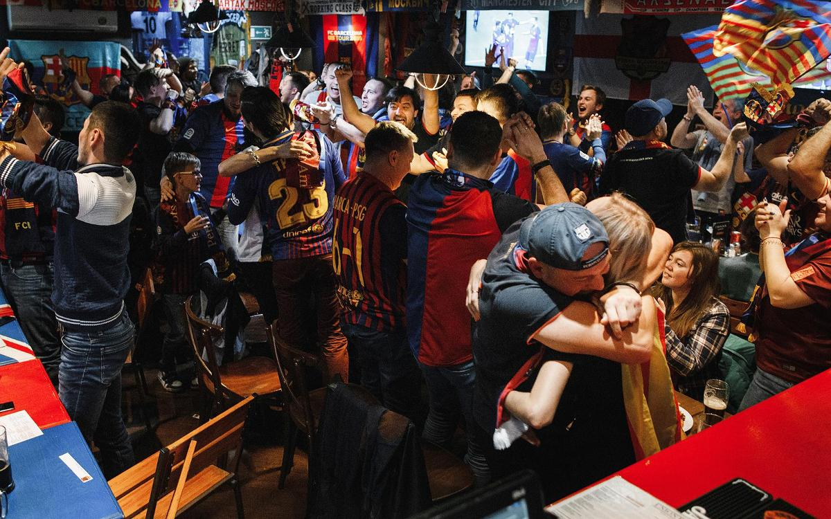 El Clásico celebrated around the world