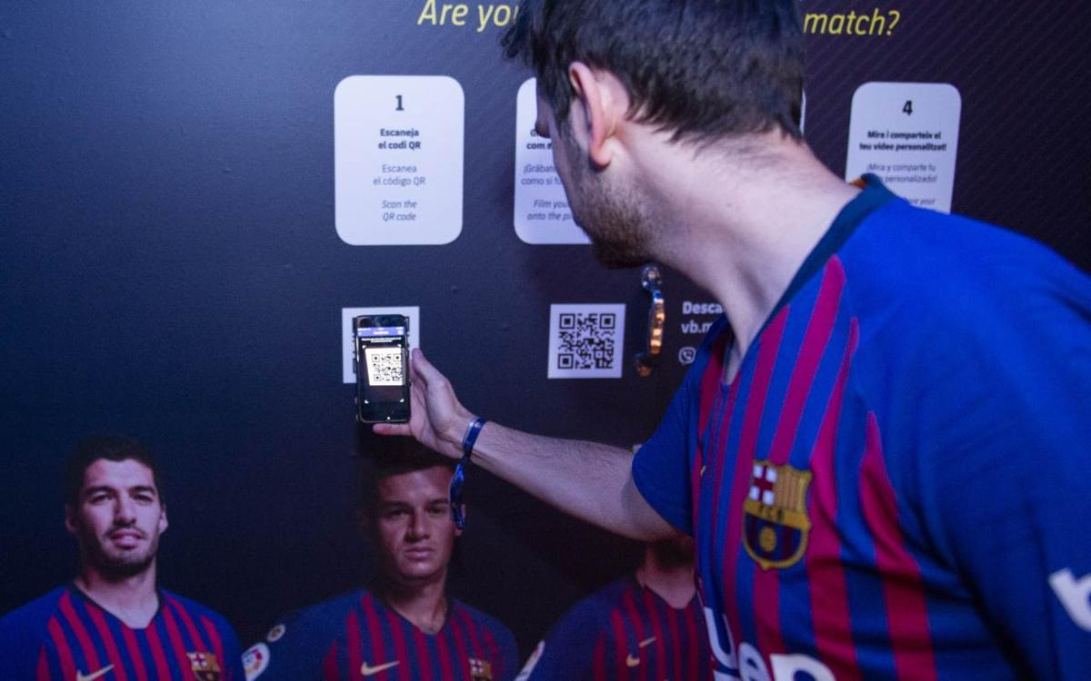 FC Barcelona Museum incorporates new digital fan experience