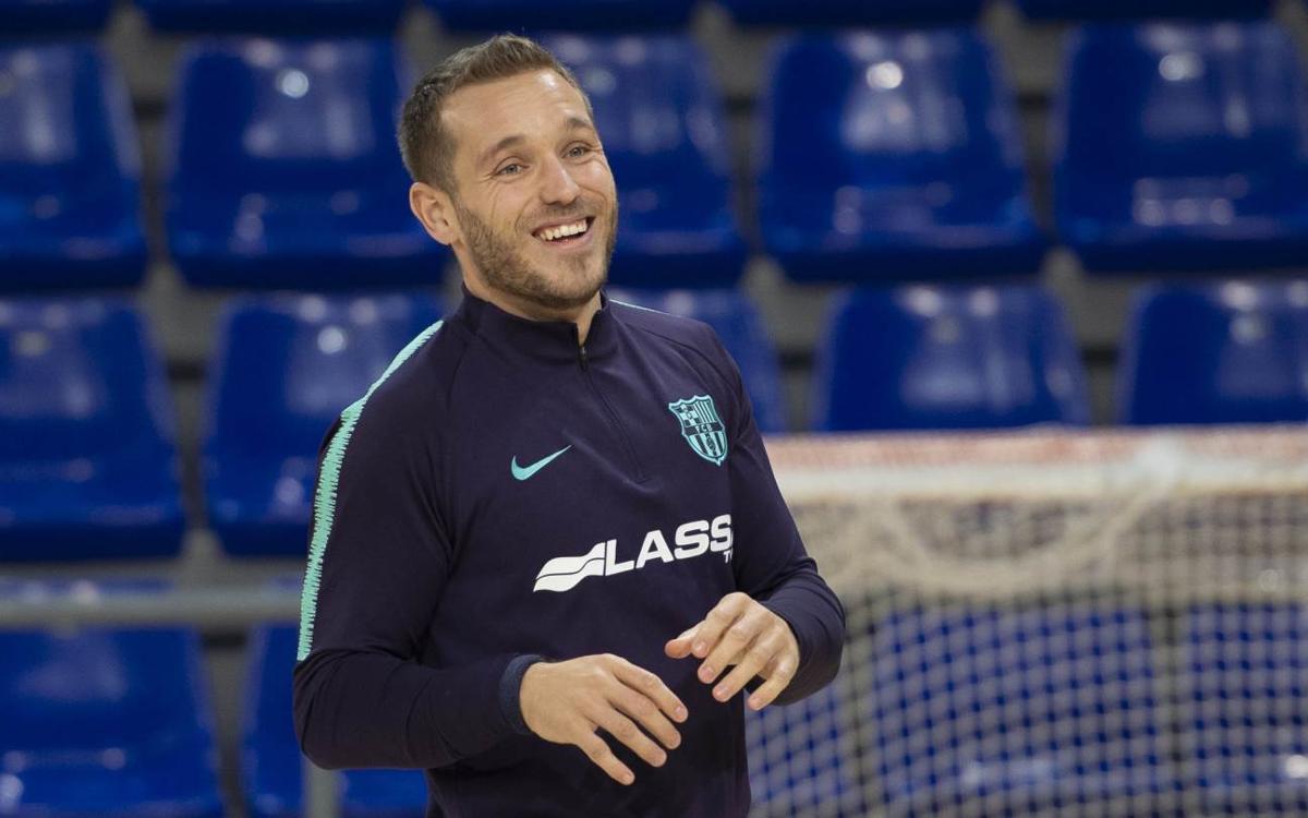 Quabit Guadalajara – Barça Lassa: Poco margen para volver a competir