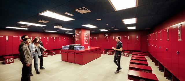 El Camp Nou, escenario de grandes momentos