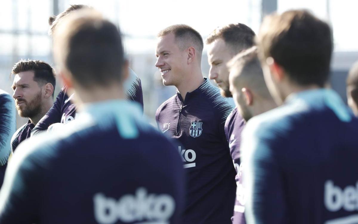 Leo Messi y Samuel Umtiti vuelven a la convocatoria