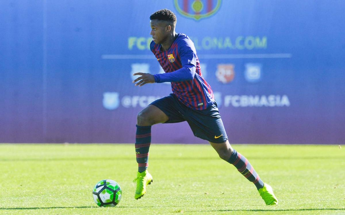 Juvenil A- RCD Espanyol: Derrota en un derbi igualat (2-3)