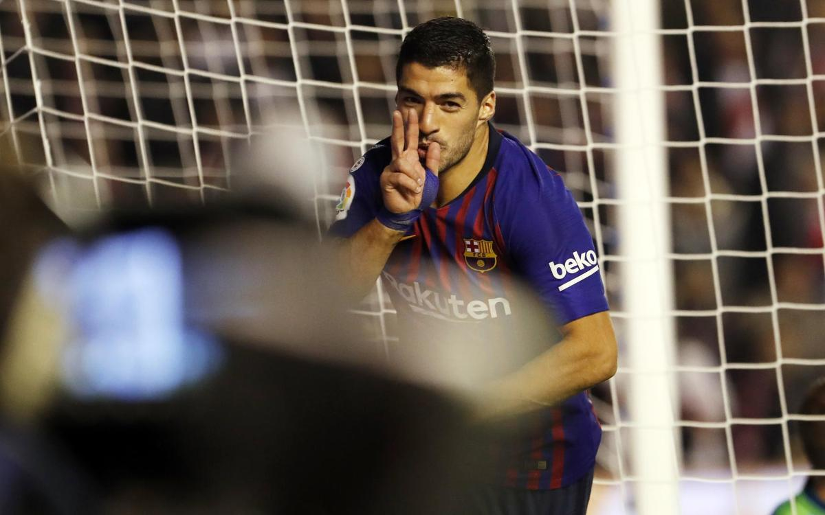 Suárez es col·loca com a pitxitxi del campionat