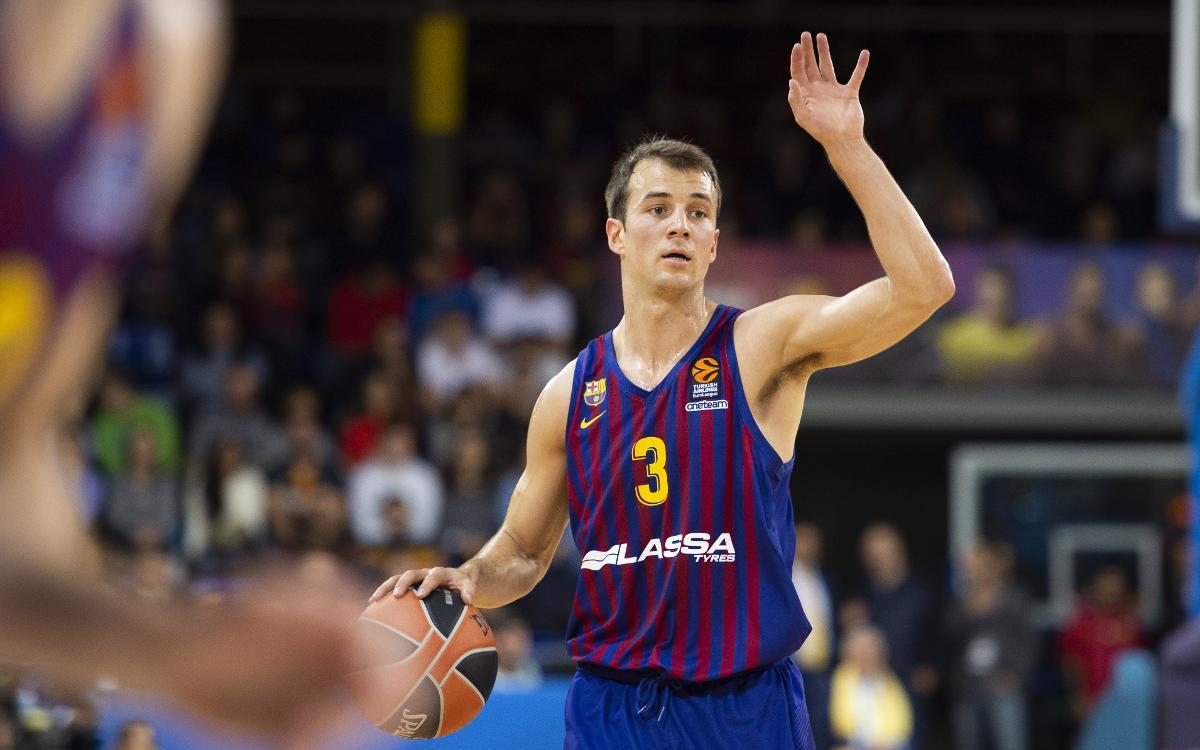 Setmana de doble repte a domicili per al Barça Lassa