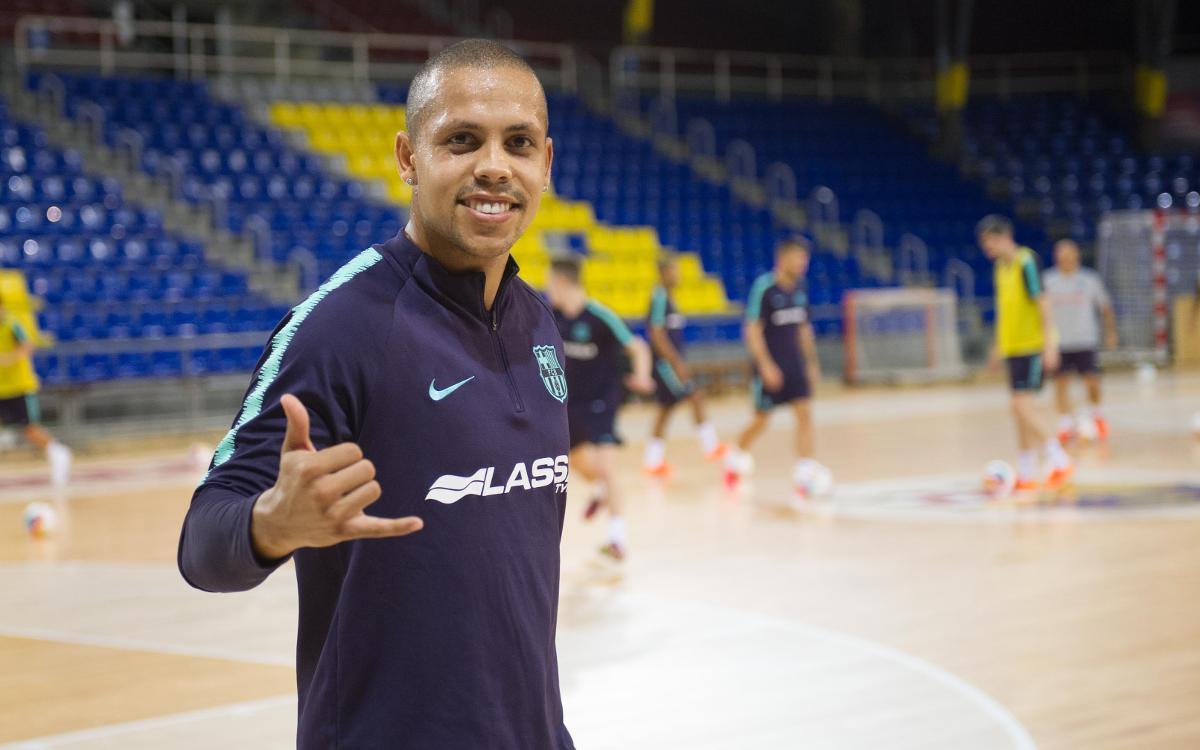 A l'assalt del liderat contra el Palma Futsal