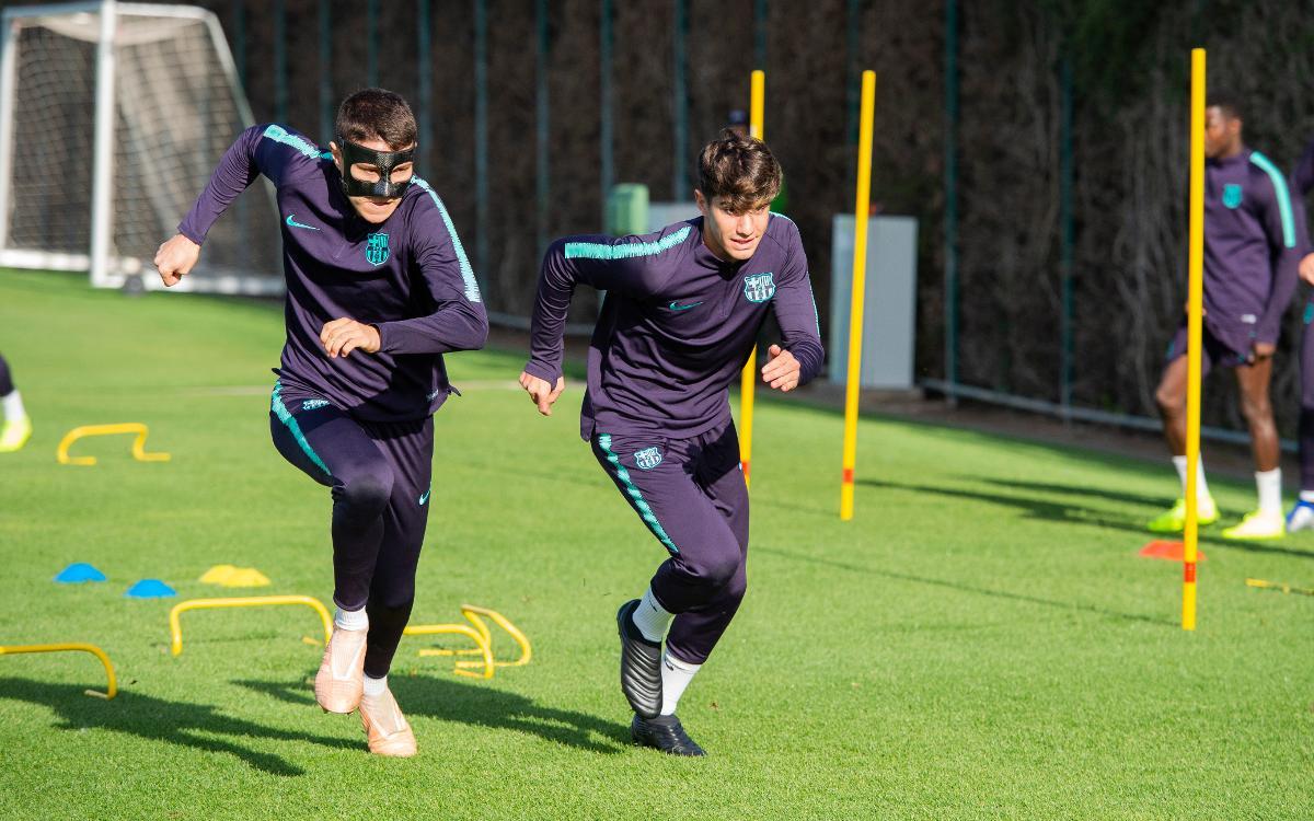 Terol – Barça B: A recuperar les bones sensacions!