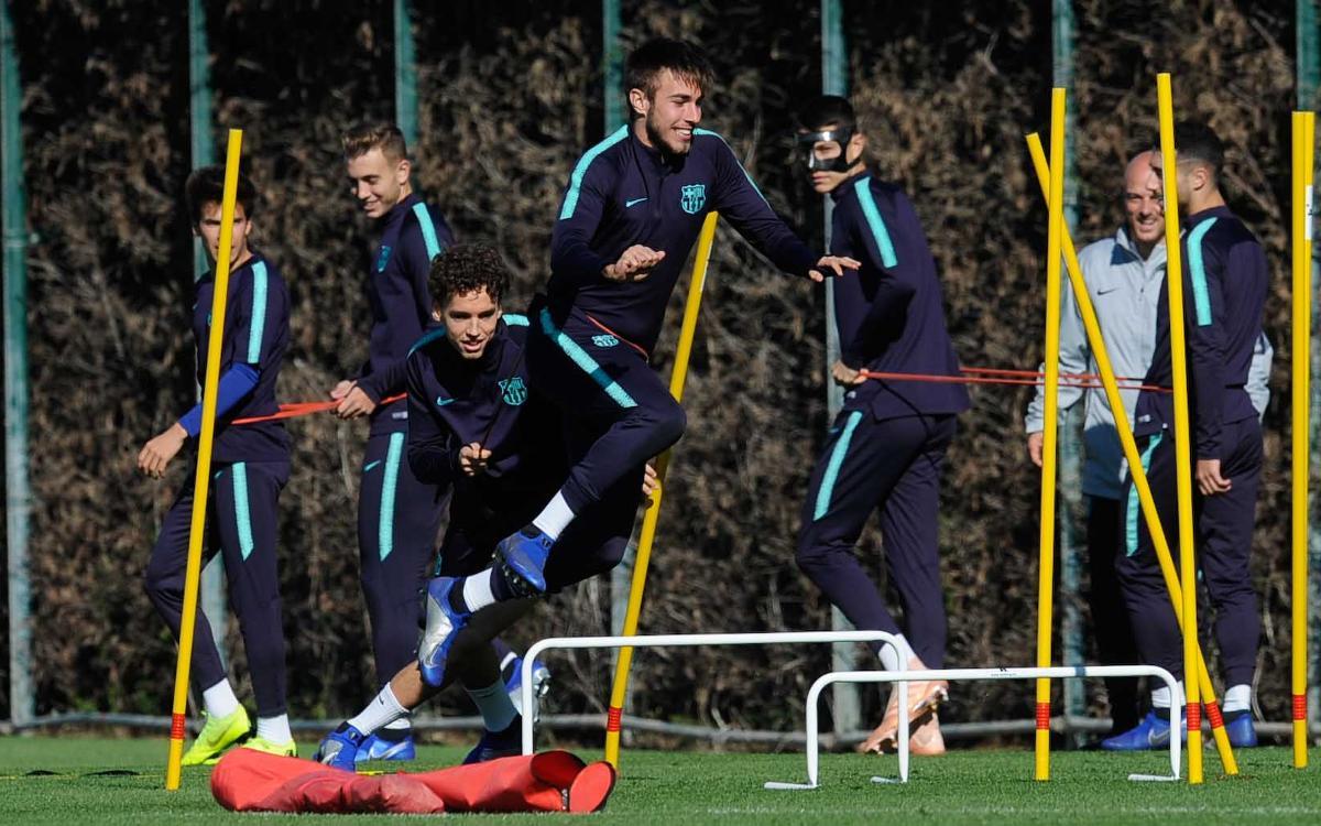 Barça B – Ebro: Volen tornar a guanyar!