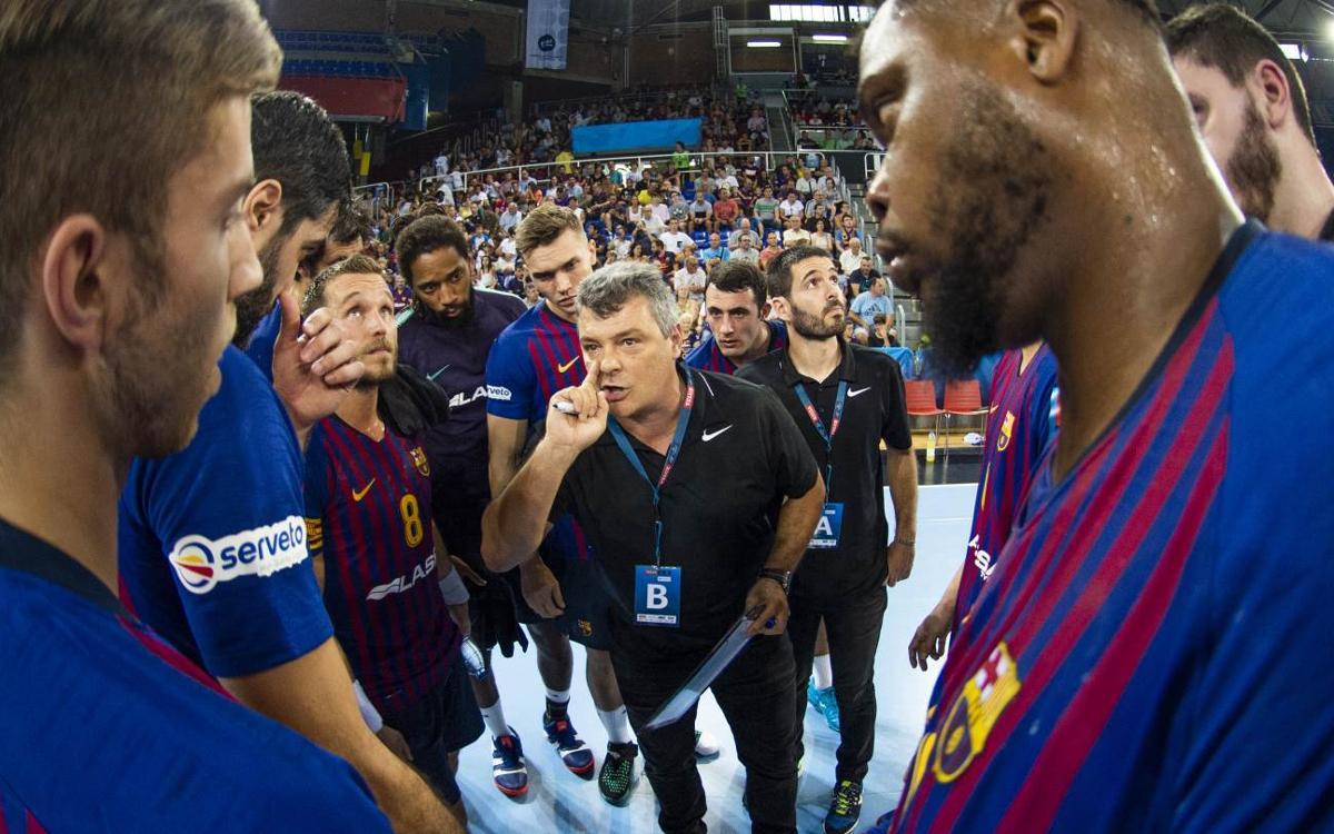 Noviembre, un mes clave para el Barça Lassa