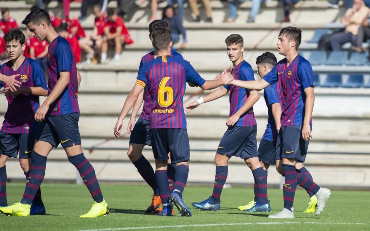 TOP-5: Los mejores goles de la semana en la Masía