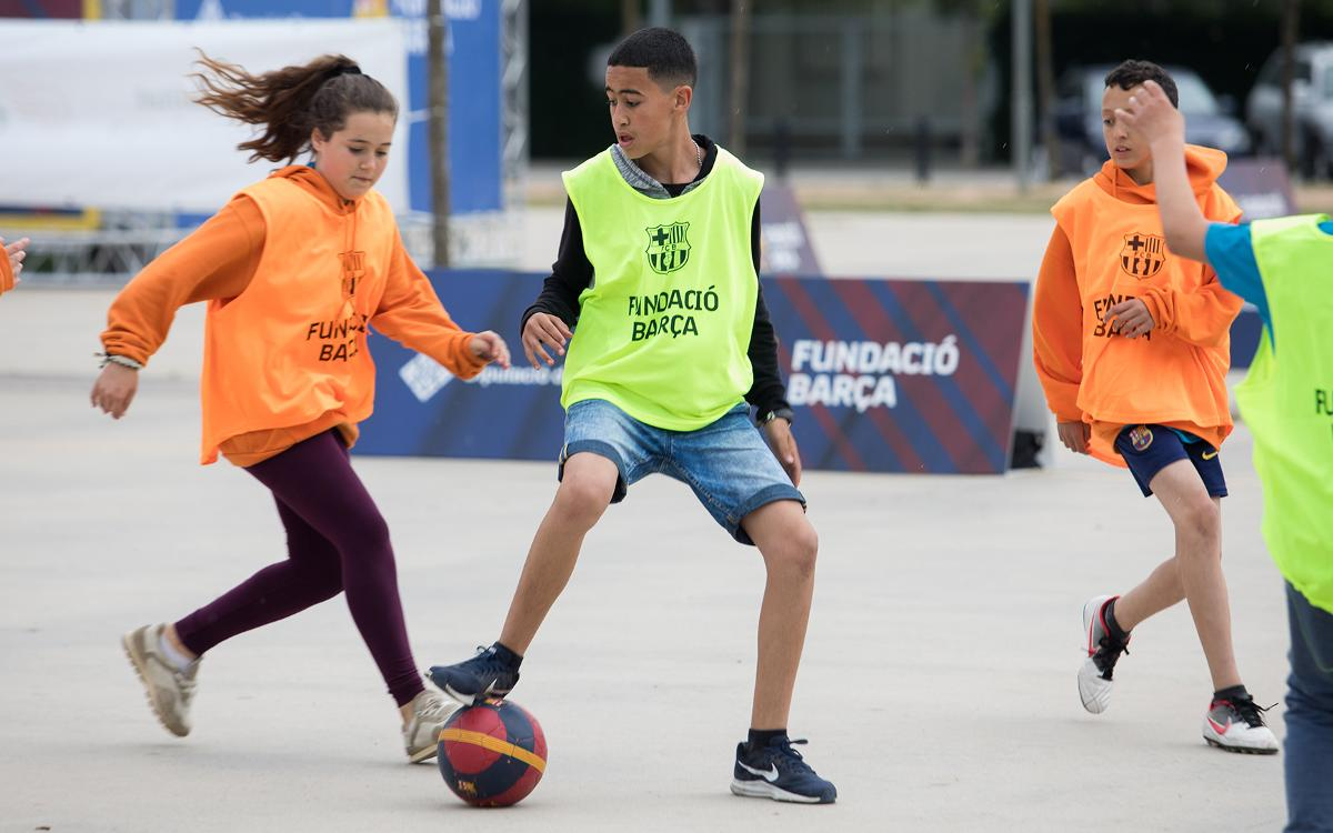 Programa amb metodologia 'FutbolNet'