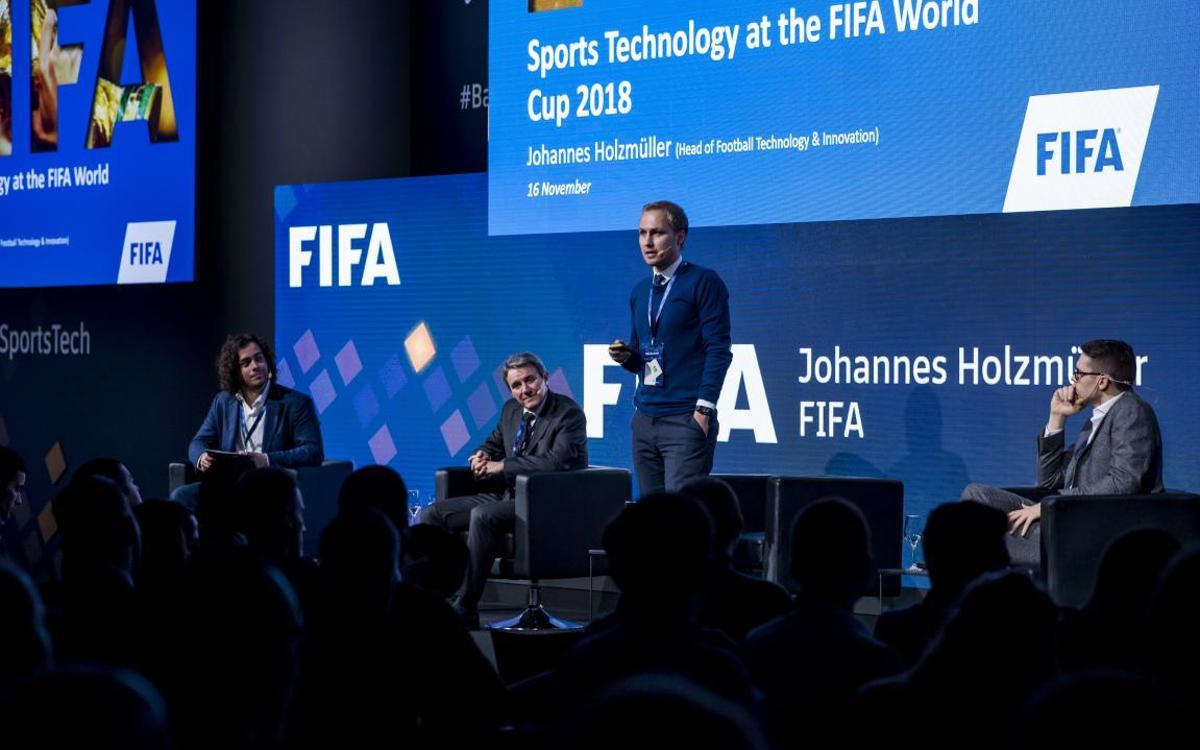 El Barça Innovation Hub y la FIFA crean un formato estándar para transferir datos