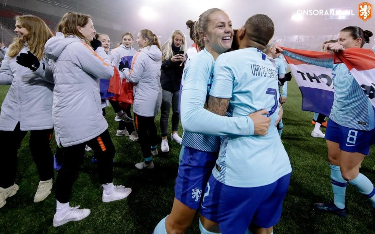 Lieke Martens estará en el Mundial