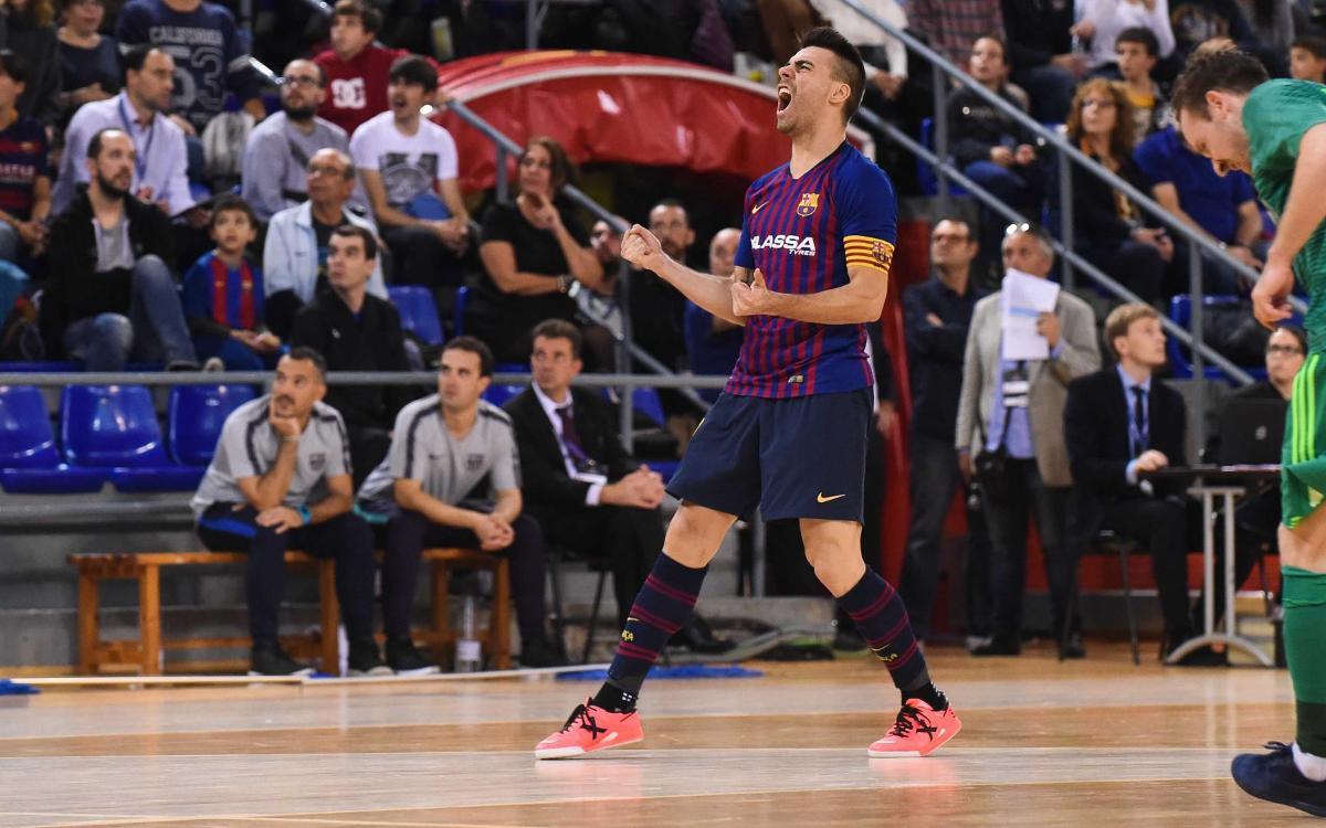 Barça Lassa – TTG Ugra Yugorsk: Objetivo: ¡la Final Four!