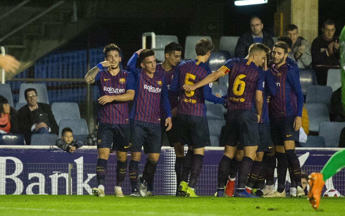 Barça B – UE Cornellà: A well-deserved win (2-1)