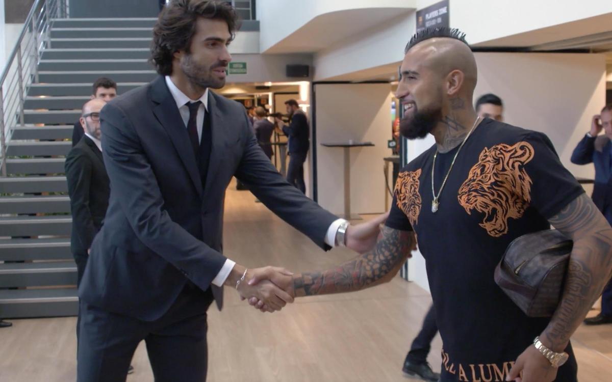 Vidéo - Les coulisses du Clasico au Camp Nou, dans la peau d'un VIP