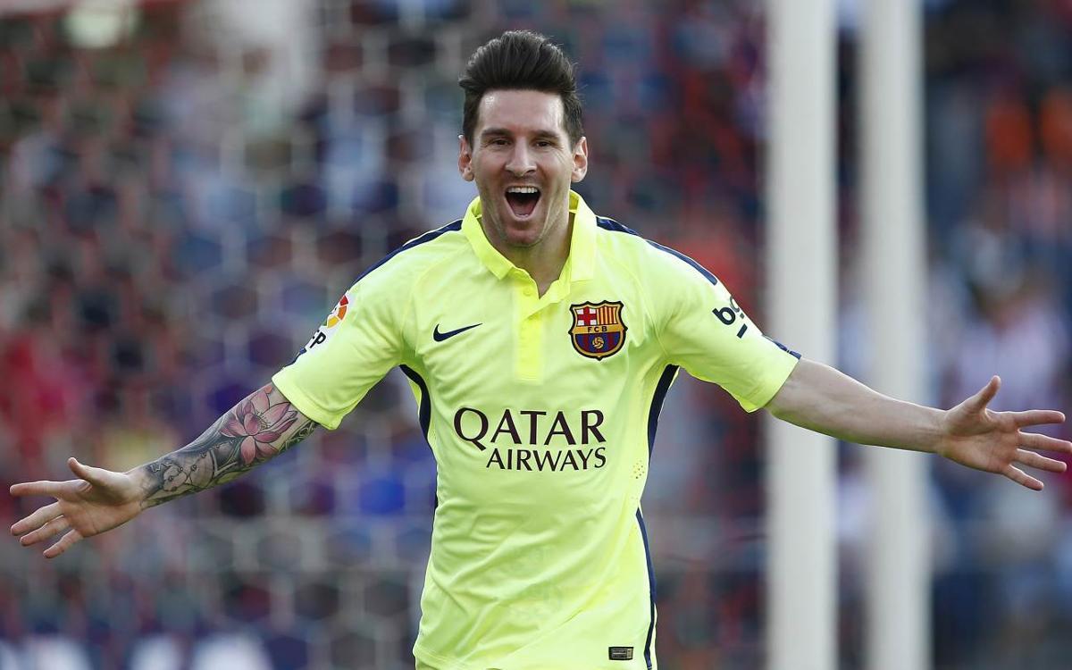 Messi's best goals at the Calderón