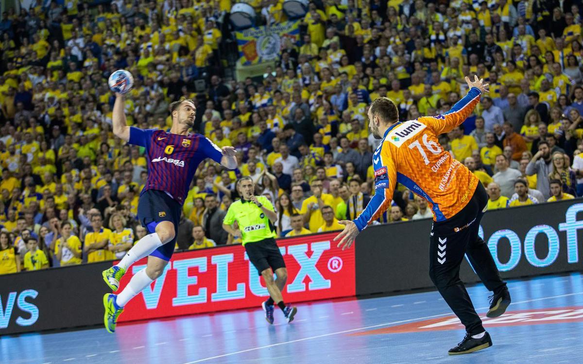 PGE Vive Kielce – Barça Lassa: Goleada imponente de alta velocidad (36-42)