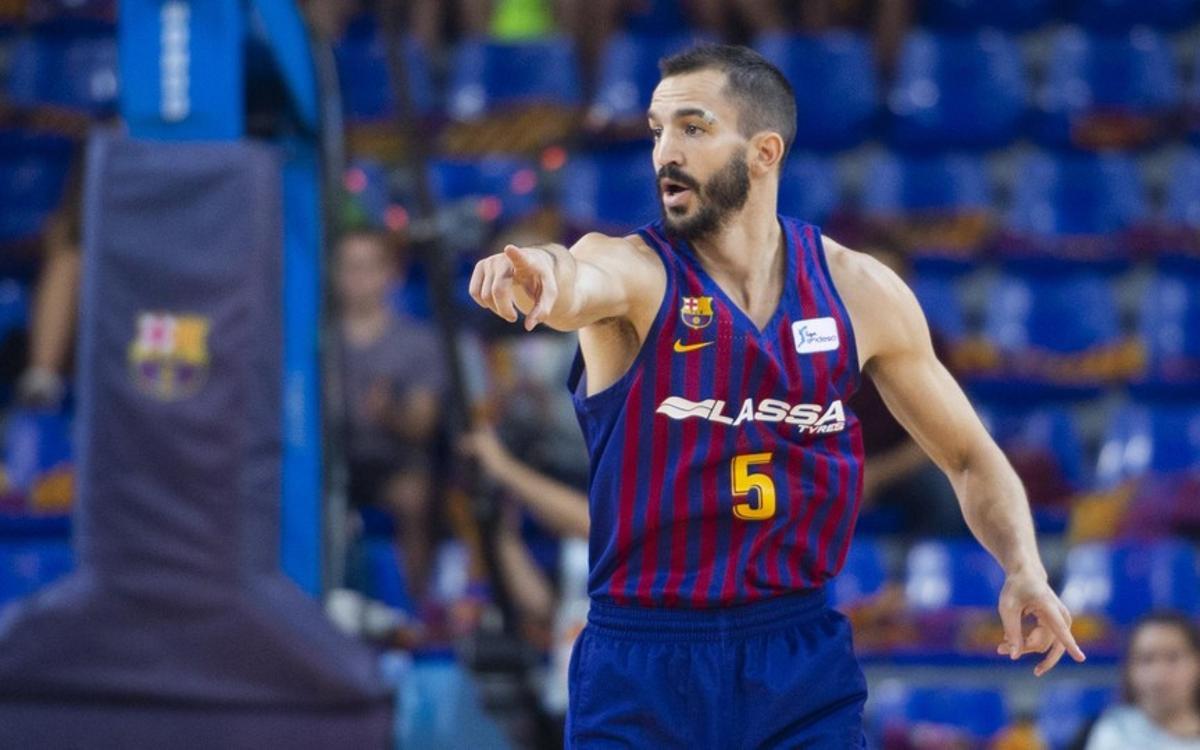 Barça Lassa - Real Madrid: El Clásico de la ACB visita el Palau