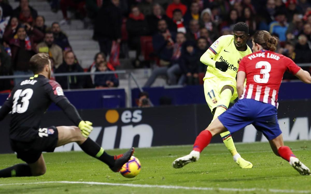 VIDEO - All of Dembélé's goals this season