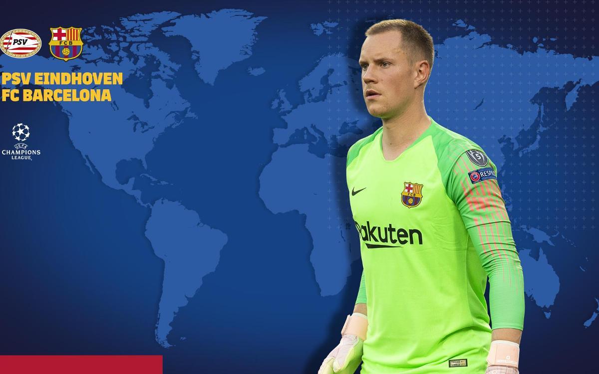 Cuándo y dónde ver el PSV - Barça