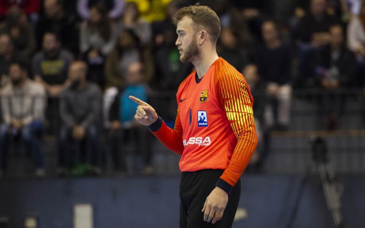 BM Granollers - Barça Lassa: El derbi es azulgrana (23-30)